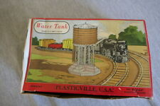 Vintage 1952 O & S Scale Plasticville Water Tank 1615-100 Original Box Complete