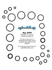 DYE DM9 Paintball Marker O-ring Oring Kit x 2 rebuilds / kits