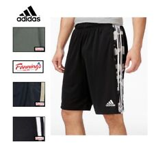 SALE! Adidas Men's Climacool Performance Shorts Moisture Wicking VARIETY