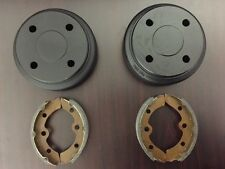 Club Car Golf Cart Brake Drums & Shoes kit 95+ DS & Precedent