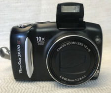 Canon PowerShot SX120 IS 10.0MP Digital Camera