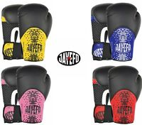 JAYEFO ® TREND MAKERS LEATHER BOXING MMA MUAY THAI KICK BOXING SPARRING GLOVES