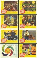 It'S Trad Dad orig lobby card set Helen Shapiro/Acker Bilk 11x14 movie posters
