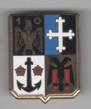 insigne militaire - 10 régiment du génie - Arthus-Bertrand G461