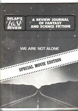 DELAP'S F&SF REVIEW #30 - 1978 fanzine - Ray Bradbury reviews CLOSE ENCOUNTERS