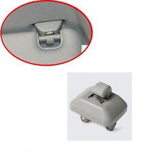 Grey Inner Sun Visor Hook Clip Soul Bracket for Audi AUDI A4L A3 A5 TT 8U0857562