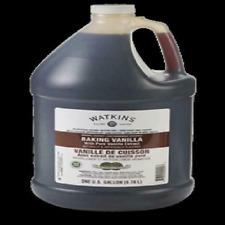 Watkins Watkins Original Gourmet Baking Vanilla Extract, 1 gal (128 fl. oz. / 3.