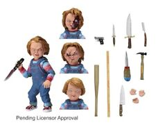 Child's Play - Chucky 10cm Ultimate Action Figure