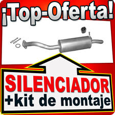 Silenciador trasero Toyota Auris 1.3 1.4 1.6 1.8 VVTi Escape AJT