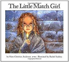 The Little Match Girl Hardcover Hans Christian Andersen