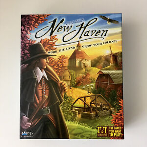 New Haven by R&R Games - COMPLETE