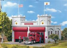 Piko G-Scale 62242 Fire Department No.6 Building Kit MIB / New