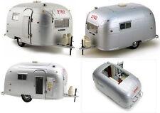 1:18 Motor City - Airstream Aluminio Camper Remolque Caravana