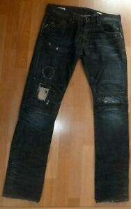 "JEANS ""WE ARE REPLAY"" REPLAY - MODELE LEANDRO W32 - L34"