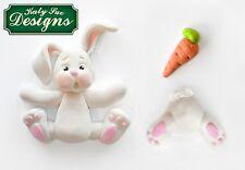 Katy Sue botones de Azúcar Sugarcraft Molde de Silicona Conejo