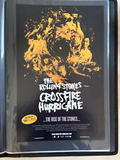 "The Rolling Stones "" Crossfire Hurricane� Promo Poster"