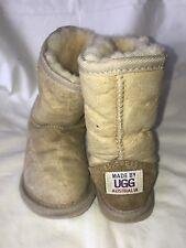 Girls Ugg Genuine Boots Size 11-12