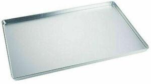 Backblech Aluminium Ausstellblech  Blech Alu-Backblech 400x250x20 mm