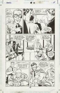 Challengers 16 p.5 - 1998 art by Mike Zeck