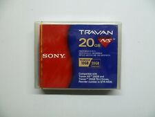 Sony Travan TR-5 10GB/20GB QTR-NS20 Conf. Orig.