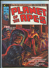 PLANET OF THE APES #3 MAGAZINE  (7.5) RODDY MCDOWALL