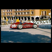 #pha.016032 Photo JUAN MANUEL FANGIO MASERATI 250 F GP F1 GRAND PRIX MONACO 1957