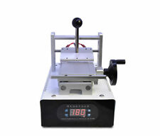 220V Glue Remove Clean Machine Rolling Type Adhesive Remover for iPhone5 6 6s NE