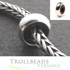 TROLLBEADS Sterling Silber Stopper NEU -Silver Stopper  10401