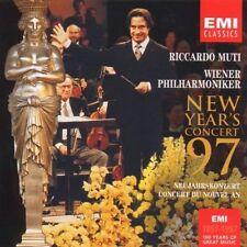 Neujahrskonzert 1997 (EMI) Wiener Philharmoniker/Muti [2 CD]