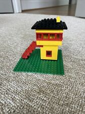 Lego City: #340 Railroad Control Tower *Exc*
