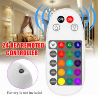 2.4GHz 24K Batterie bluetooth BT Mesh 24Keys RF Fernbedienung für RGB LED Lampe
