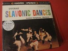 "DVORAK "" SLAVONIC DANCES "" (180GRAM-CLASSIC RECORDS/4-45RPM-VINYL-SET/SEALED)"