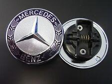 Mercedes-Benz 57mm Stern Ersatz auf Motorhaube für Mercedes C-Klasse A2048170616