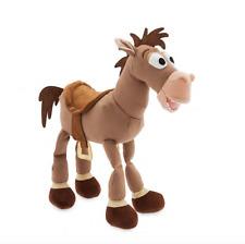 GENUINE DISNEY Toy Story 4 Bullseye Horse 39cm Medium Plush Soft Toy Figure NEW*