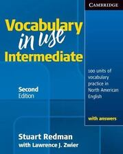 Vocabulary in Use Intermediate Student's Book with Answers, Redman, Stuart, Good