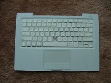 Apple White Macbook A1181 Keyboard Replacement Key w/hinge (Not the whole KB)