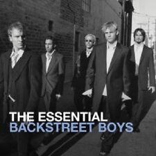 BACKSTREET BOYS - THE ESSENTIAL BACKSTREET BOYS 2 CD NEW+
