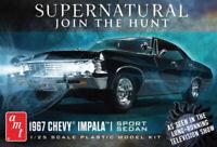 AMT 1967 Chevy Impala 4 Door Supernatural 1:25 scale model car kit new 1124