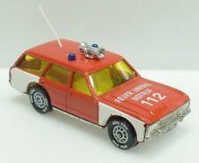 Alter SIKU - Nr.1617 Ford Granada Feuerwehr (B2, Druck) - SEHR GUT