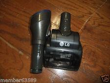 USED LG Kompressor Pet Care Upright Vacuum Bagless tubo brush and dusting brush