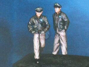 Warriors 1/48 US Pilots 1st AVG 'Flying Tigers' 1941 CBI WWII (2 Figures) 48002