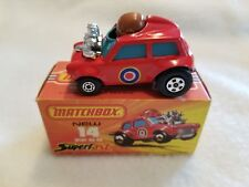 Vintage Matchbox Lesney #14 Mini Ha-Ha Superfast 1975 – MIB