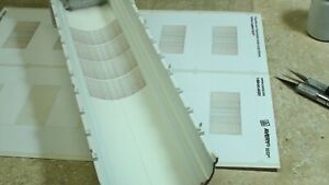 1/72 scale Space Shuttle Payload Bay Detail Set, for 1/72 Orbiter models