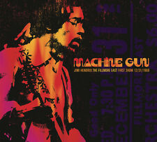 Jimi Hendrix - Machine Gun Jimi Hendrix The Fillmore East First Show 12/31/1969