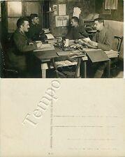 Prima guerra mondiale - Funzionari tedeschi al lavoro