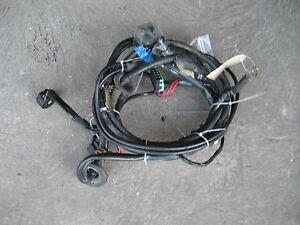 Porsche 911 993 Kabelbaum Stromversorgung Zündschloss Sicherungskasten Batterie