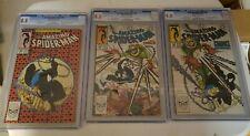 Amazing Spider Man First Appearance of Venom CGC 298  9.0  299  8.5  300 8.5