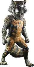 GUARDIANS OF THE GALAXY ~ Rocket Raccoon Life-Size Replica (NECA) #NEW