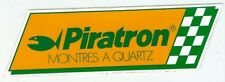 Autocollant sticker Piratron montre