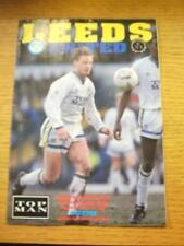 19/03/1991 miembros de pleno derecho [Zenith Data Systems] Zona Norte Cup Final: Leeds Uni